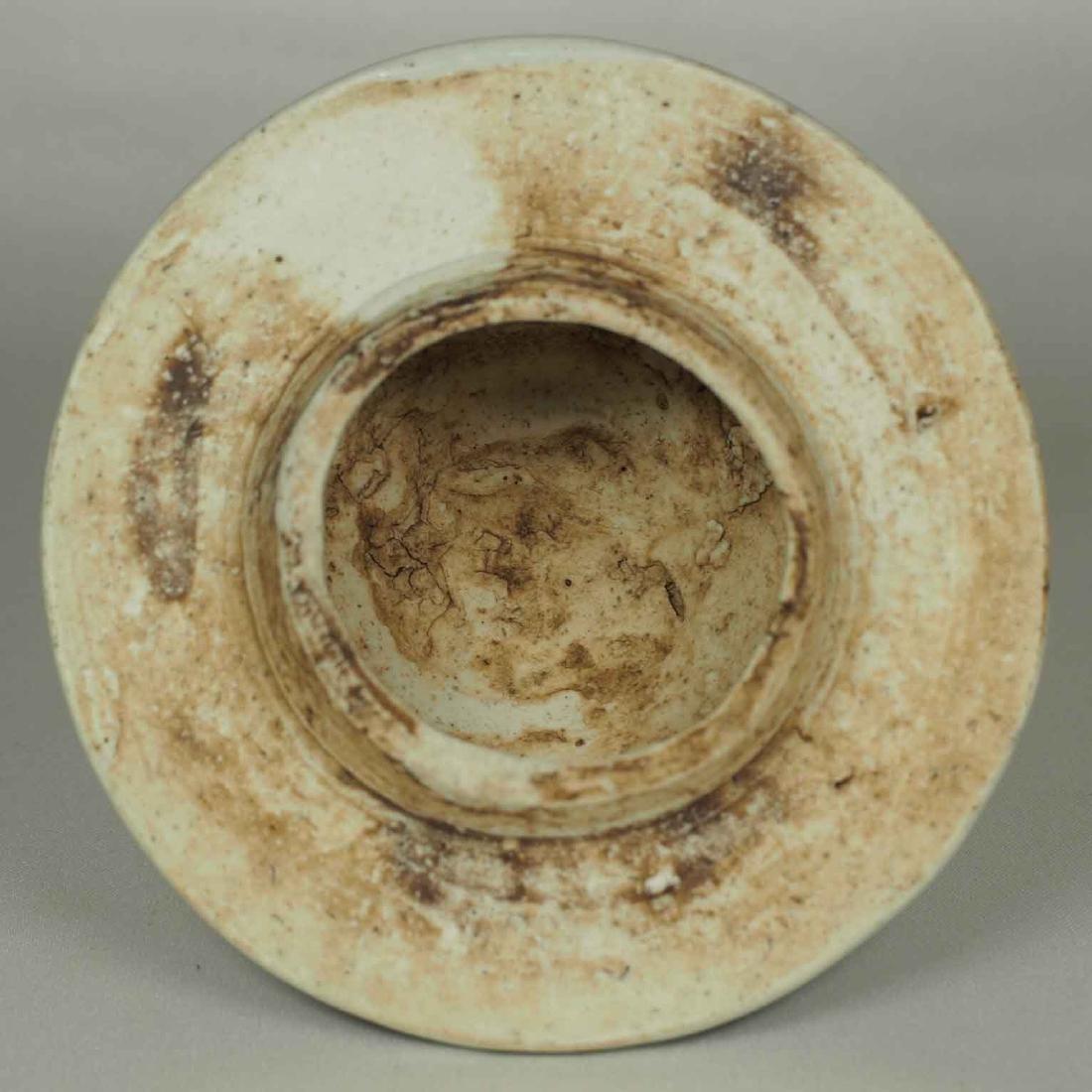 Lidded Jar with Dragon Design, Wanli, Ming Dynasty. - 10