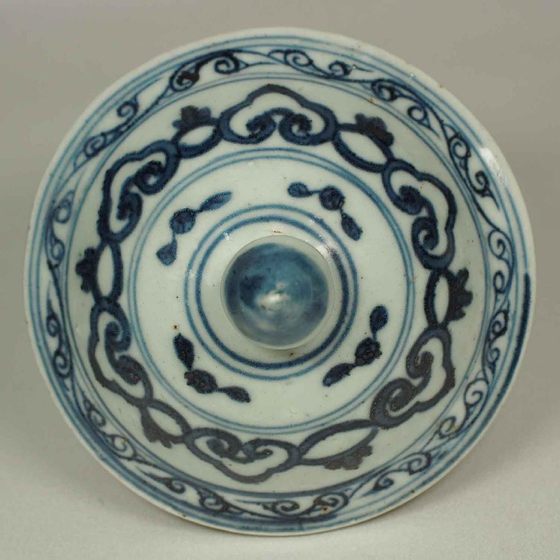 Lidded Jar with Dragon Design, Wanli, Ming Dynasty. - 9