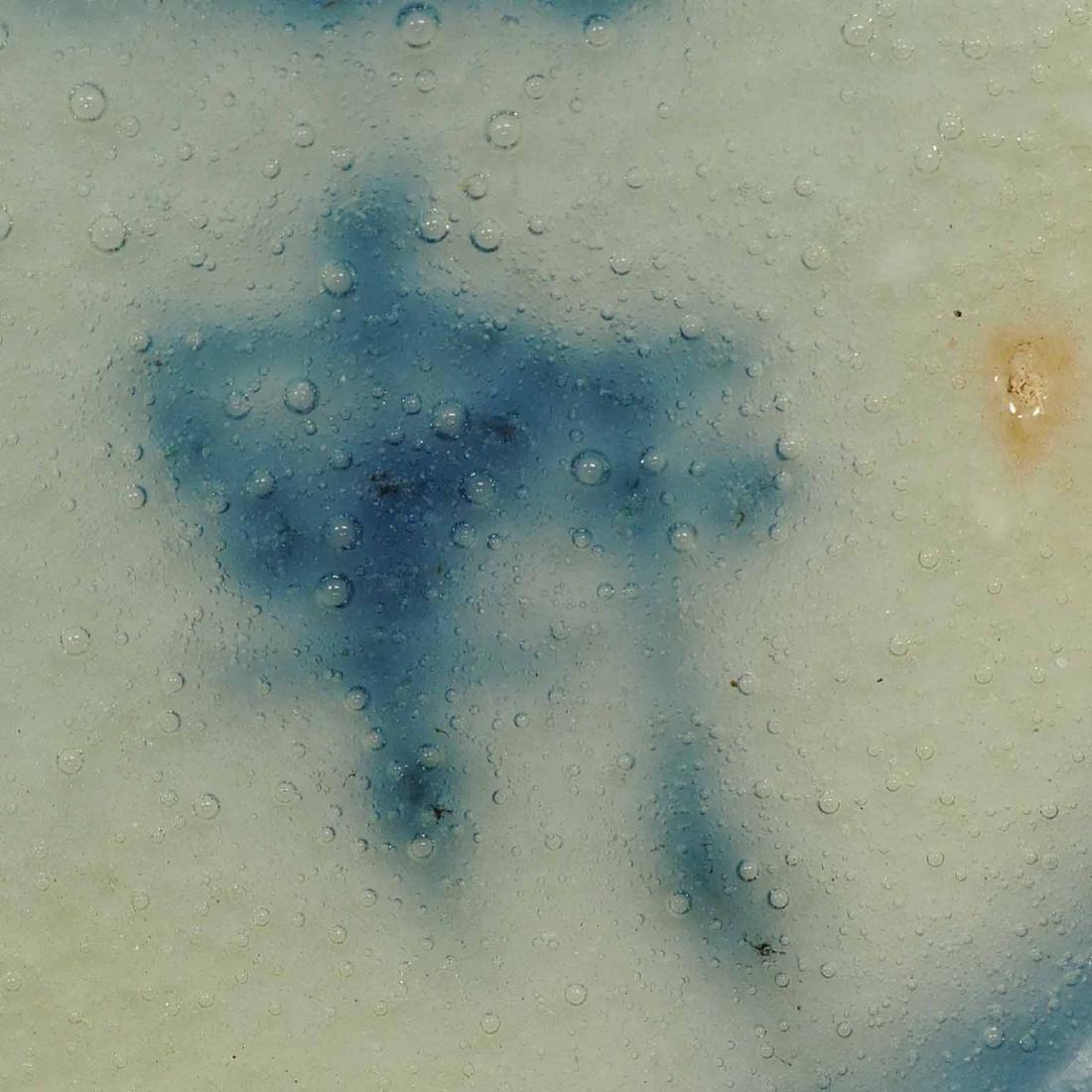 Black Glaze Stemcup, Kangxi Period Mark, Qing Dynasty - 6