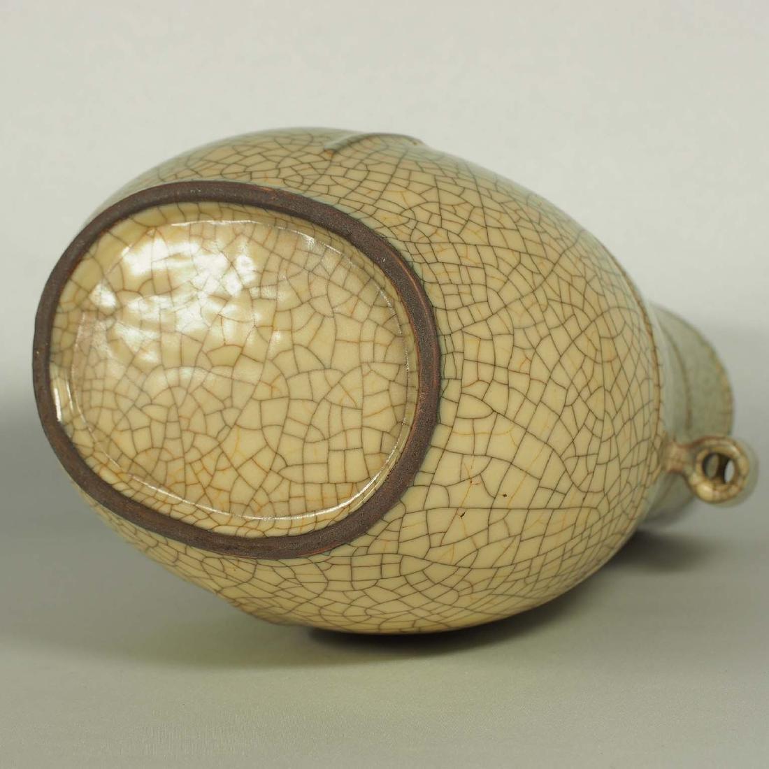 Ge Hu-Form Vase, early Ming Dynasty - 5