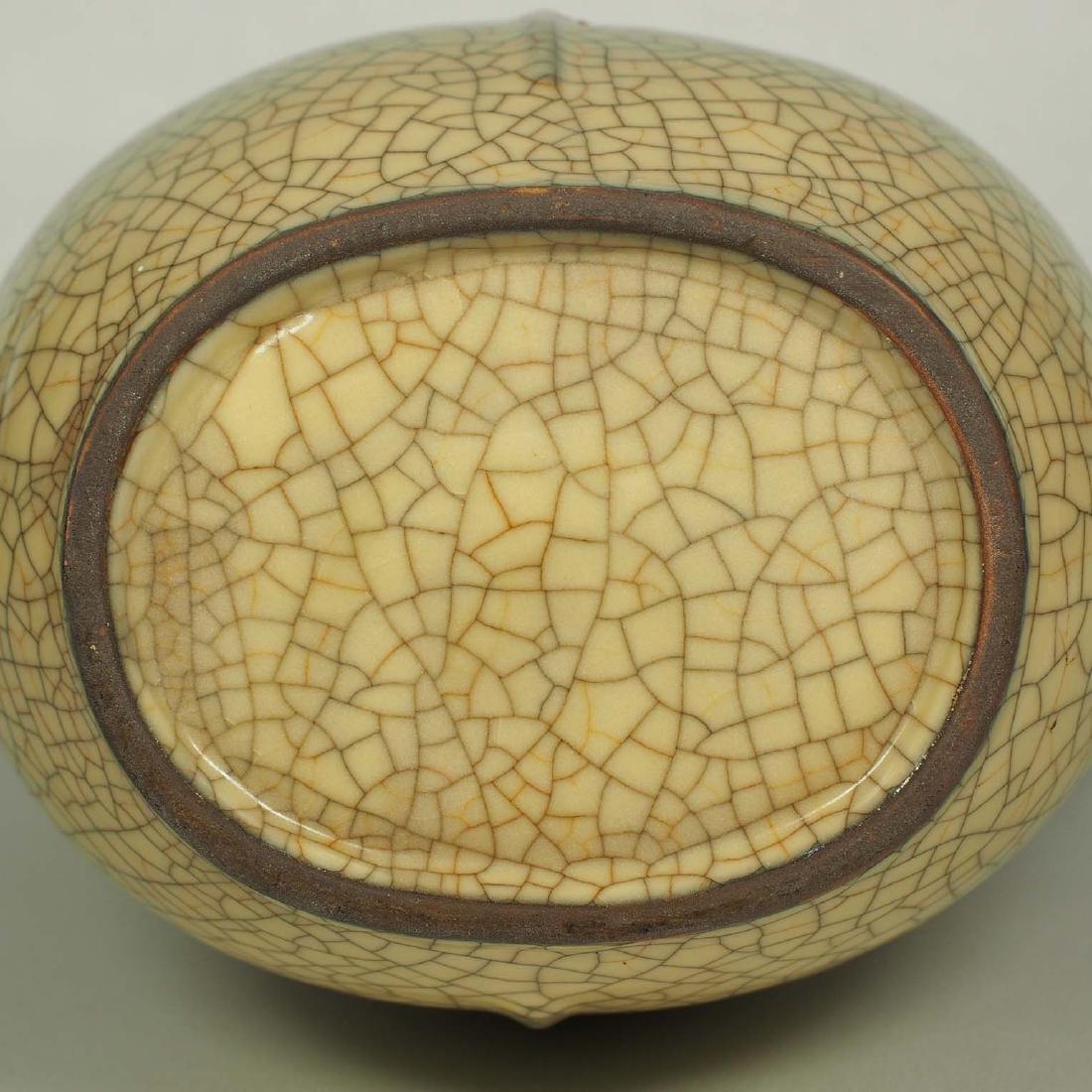 Ge Hu-Form Vase, early Ming Dynasty - 6