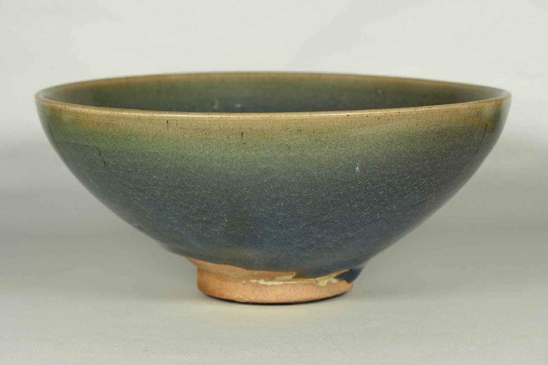 Jun Bowl with Red Splash, Yuan Dynasty - 2