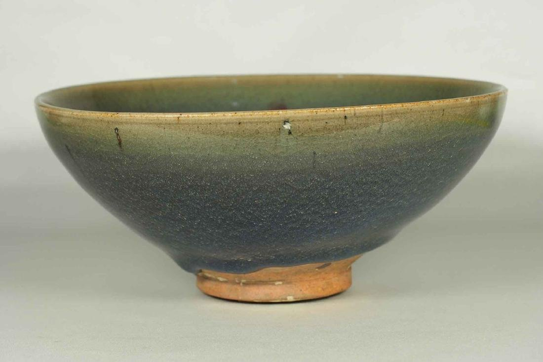 Jun Bowl with Red Splash, Yuan Dynasty - 3
