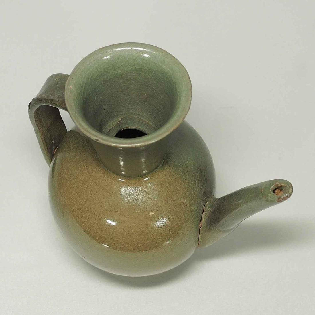 Longquan Ewer, Southern Song Dynasty - 6