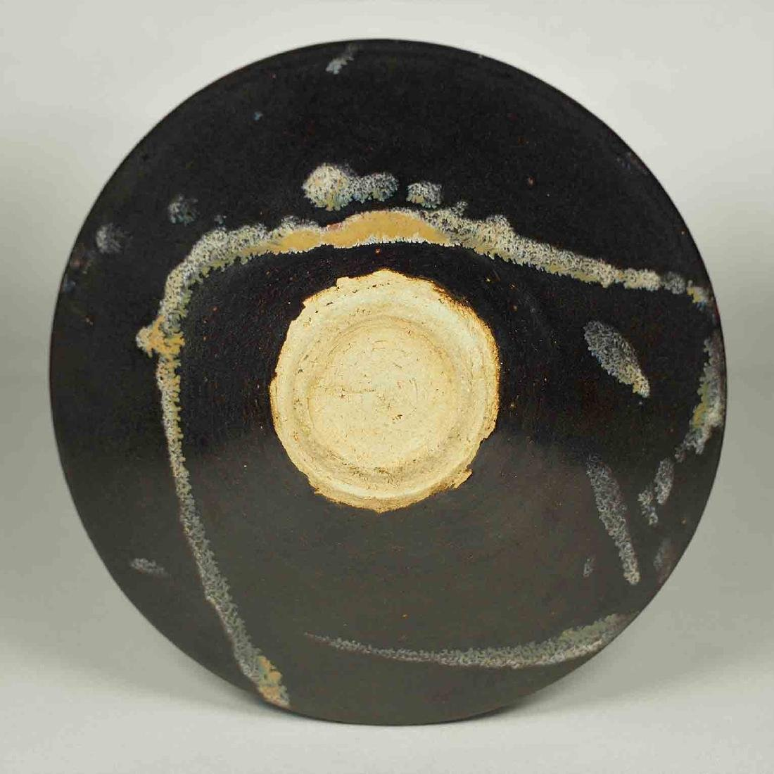 Jizhou Conical Bowl with Abstract Design, Song Dynasty - 8