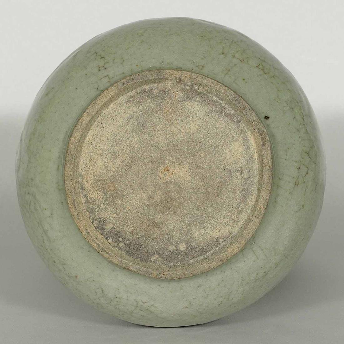 Qingbai Large Jarlet with Carved Dragon, Song Dynasty - 8