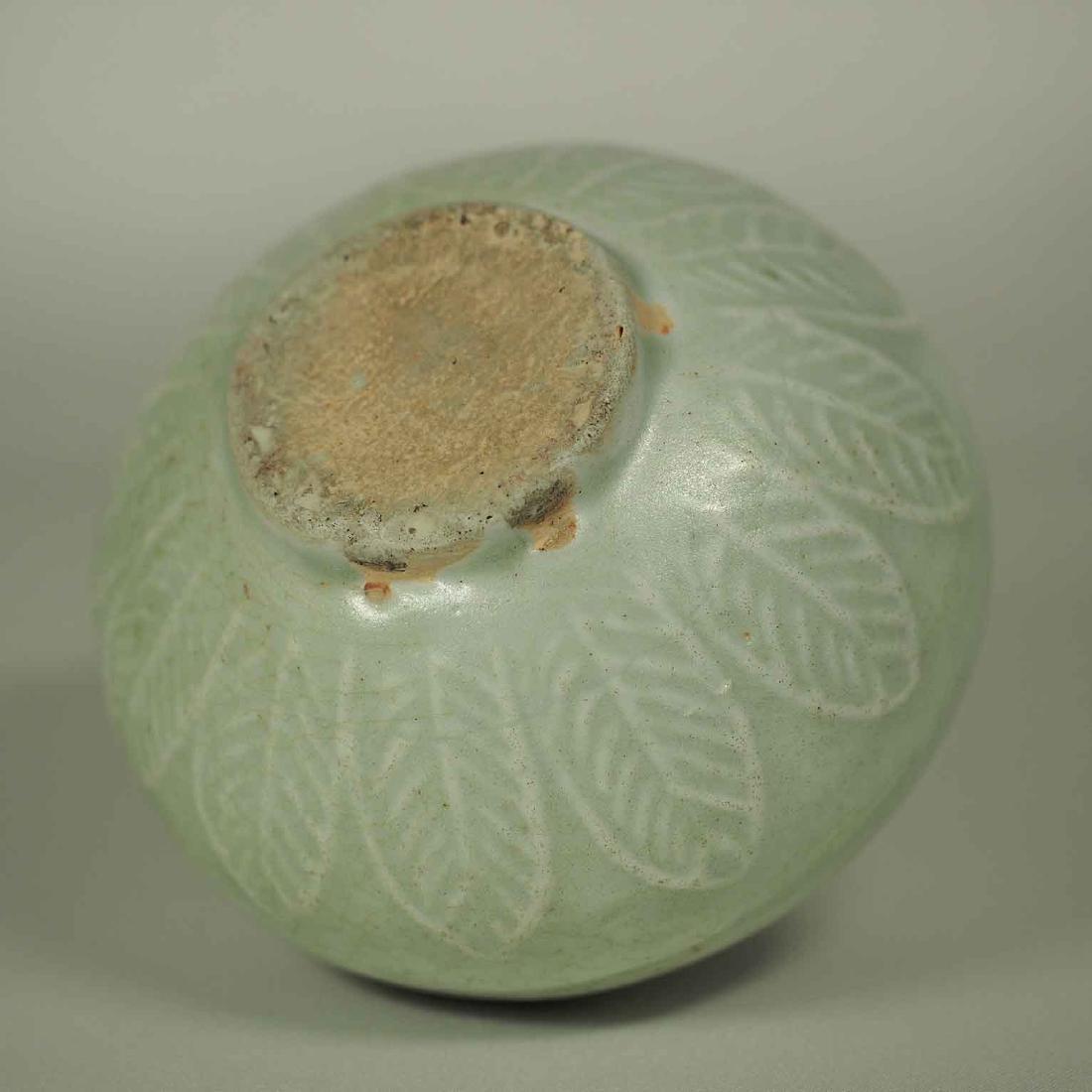 Longquan Crackled Jarlet, Yuan Dynasty - 7