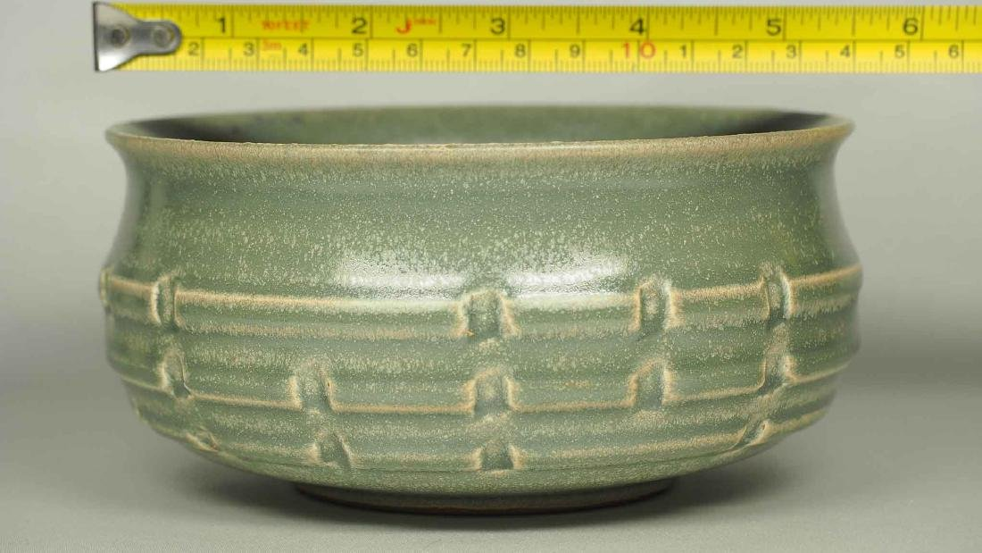 Longquan Washer with Molded Trigram, Southern Song - 9