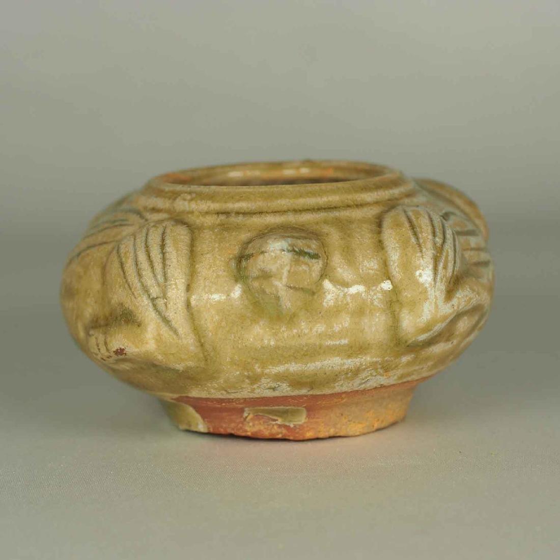 Yue Turtle-Form Water Pot. Western Jin Dynasty - 5