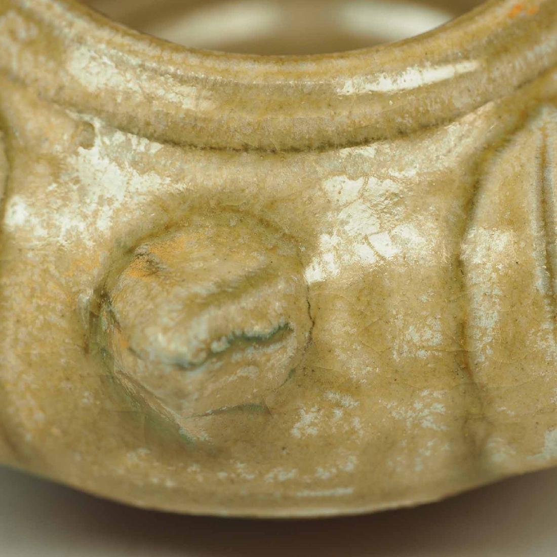 Yue Turtle-Form Water Pot. Western Jin Dynasty - 7