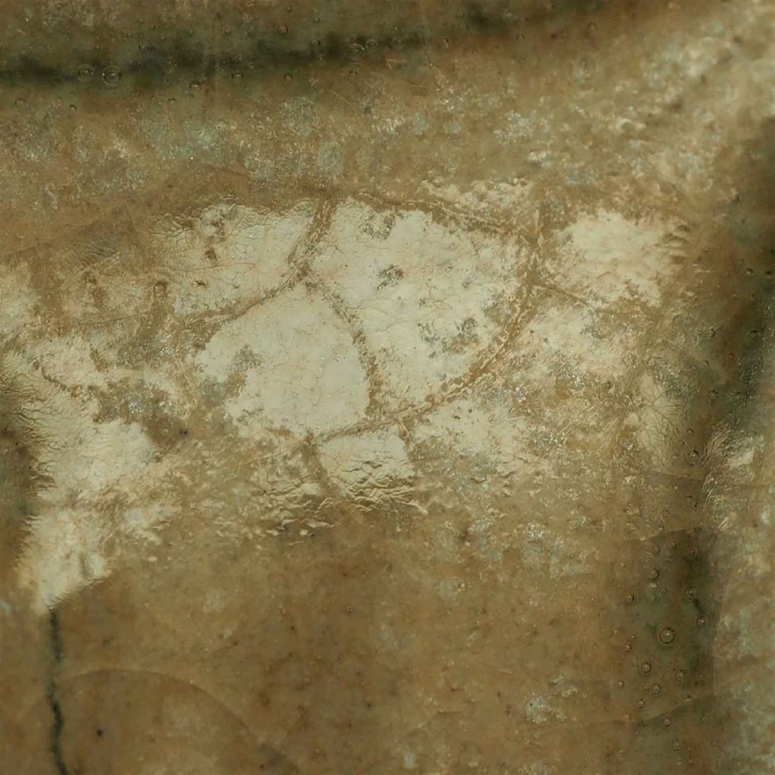 Yue Turtle-Form Water Pot. Western Jin Dynasty - 8
