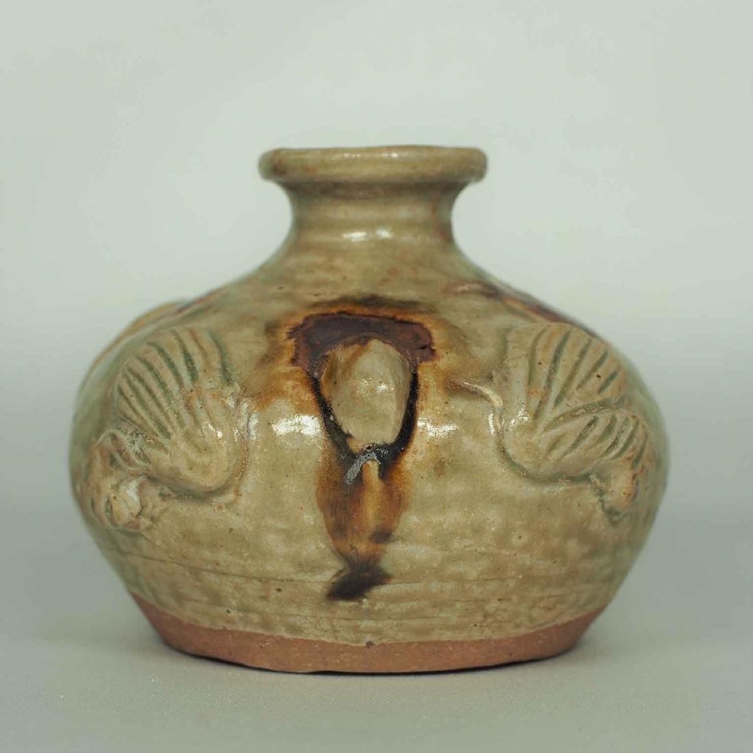 Yue Turtle-form Water Pot, Eastern Jin Dynasty - 4