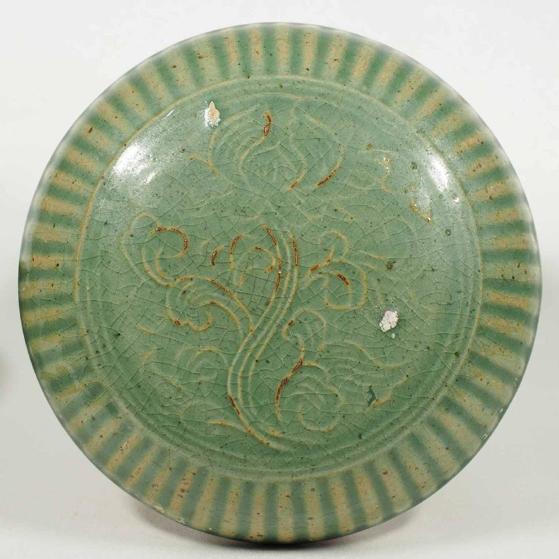 Longquan Celadon Box, Southern Song Dynasty
