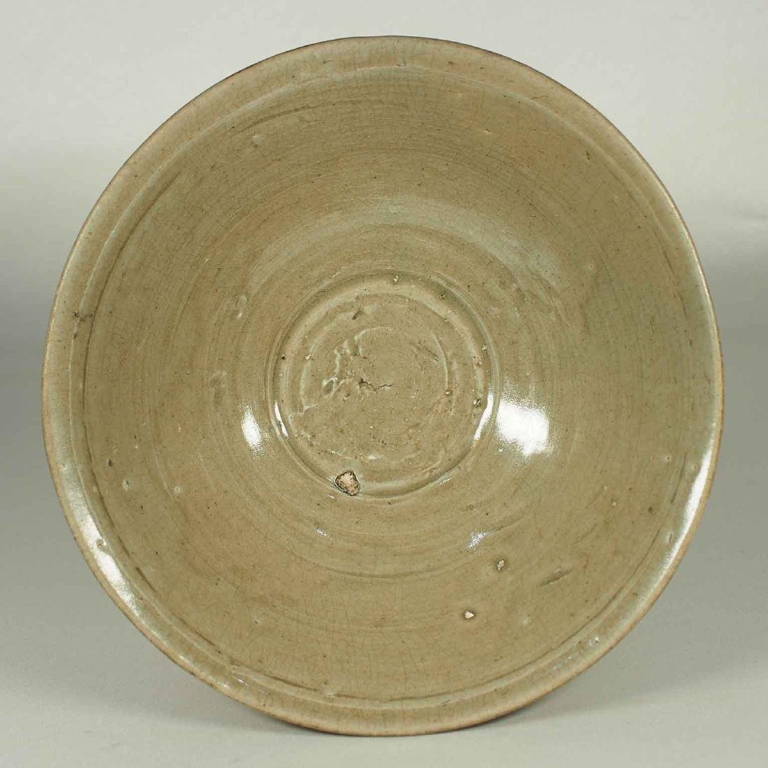 Yue Celadon Bowl, Song Dynasty