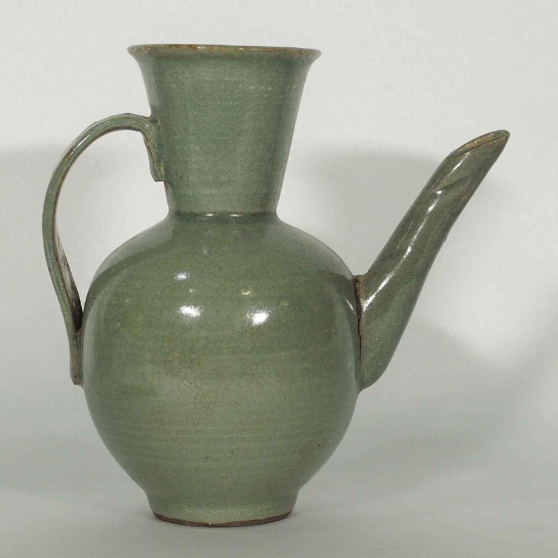 Longquan Ewer, Southern Song Dynasty