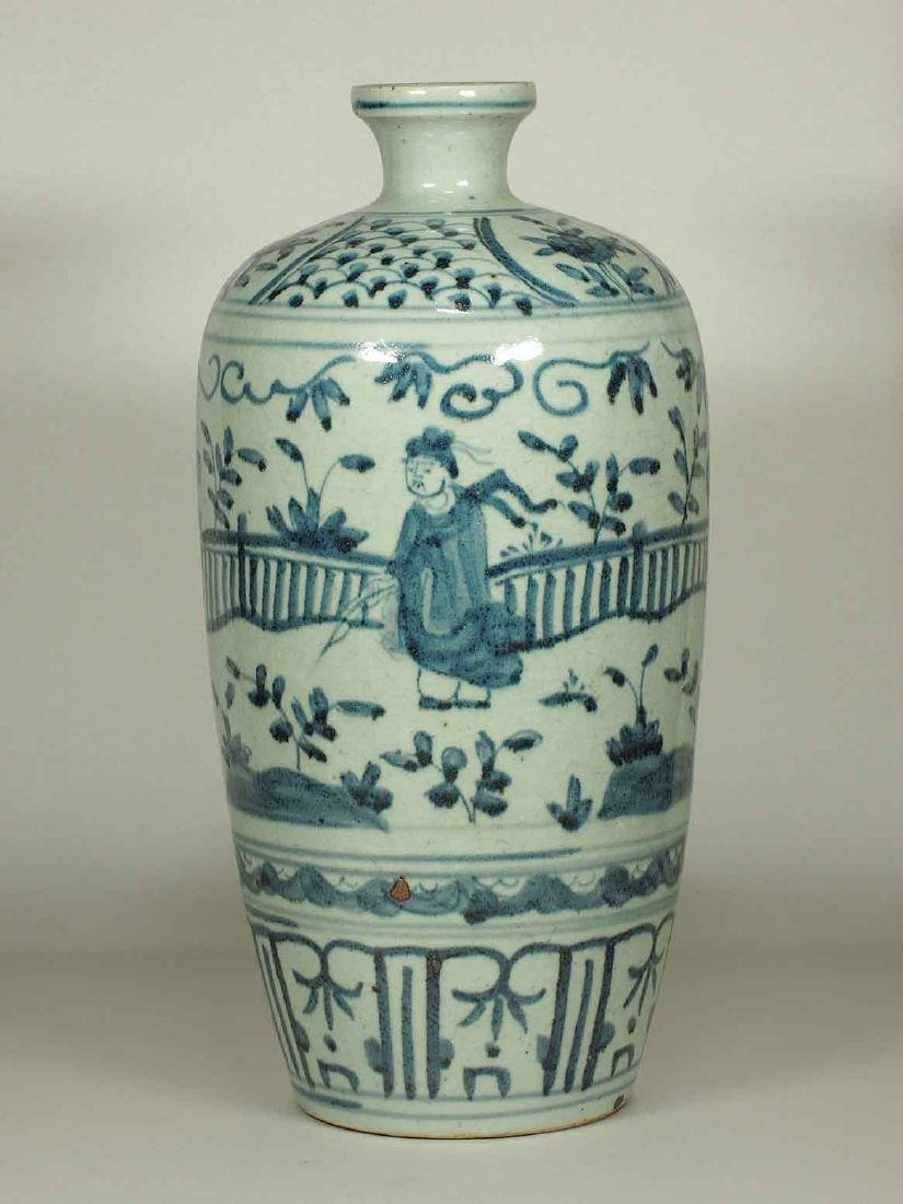 Large Meiping with Narrative, Wanli Period, Ming - 4