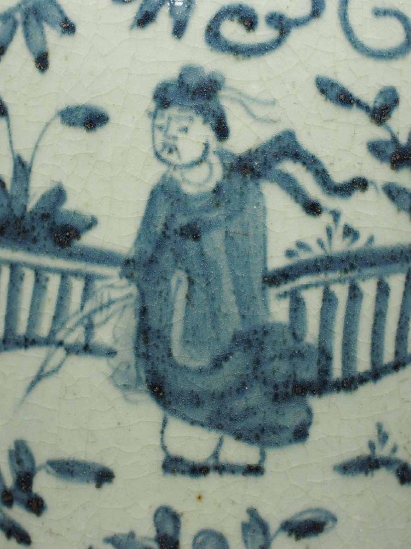 Large Meiping with Narrative, Wanli Period, Ming - 5
