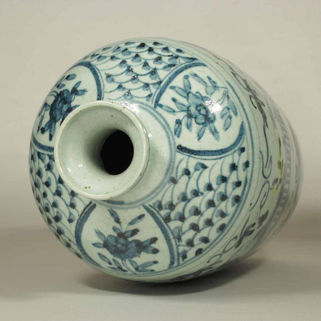 Large Meiping with Narrative, Wanli Period, Ming - 7