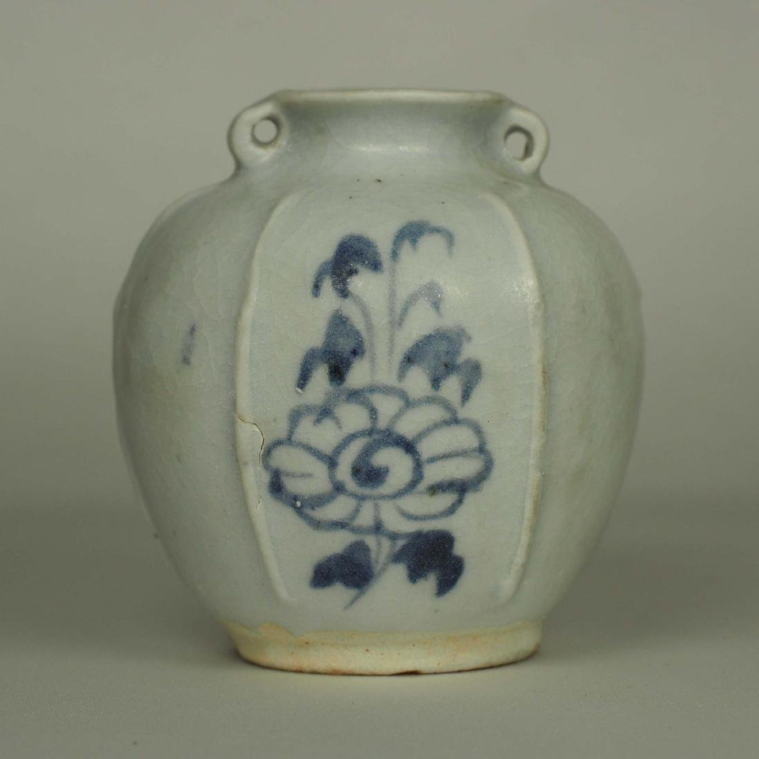 Sectioned Jarlet, Yuan Dynasty