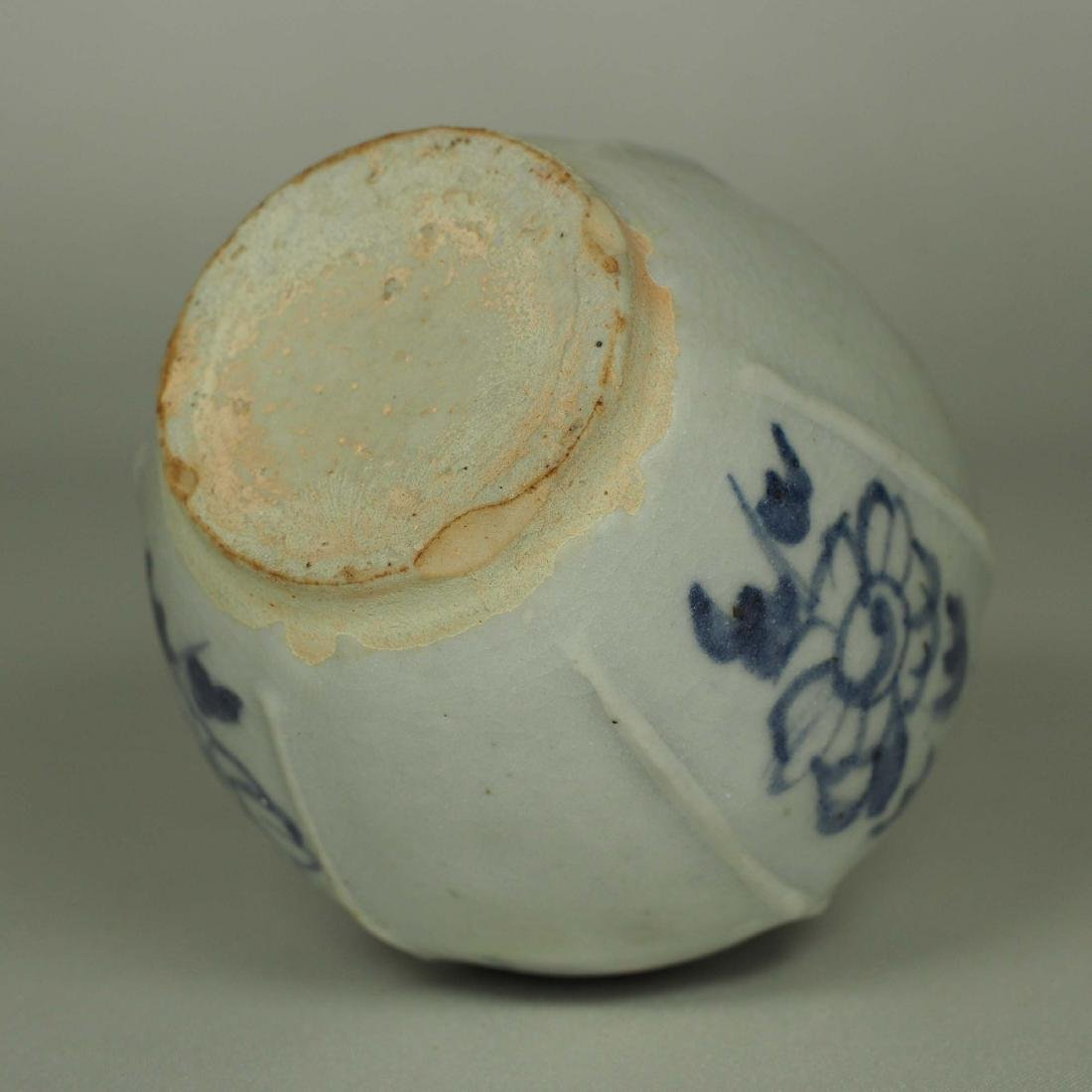 Sectioned Jarlet, Yuan Dynasty - 8