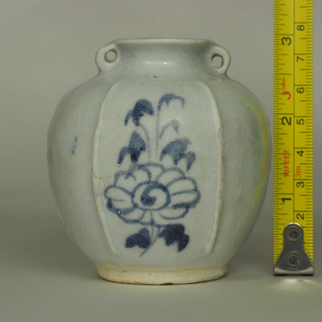 Sectioned Jarlet, Yuan Dynasty - 9