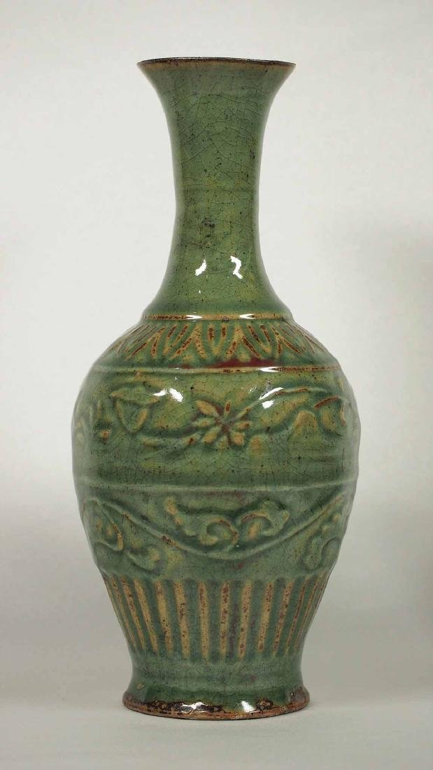 Longquan Vase, Southern Song Dynasty
