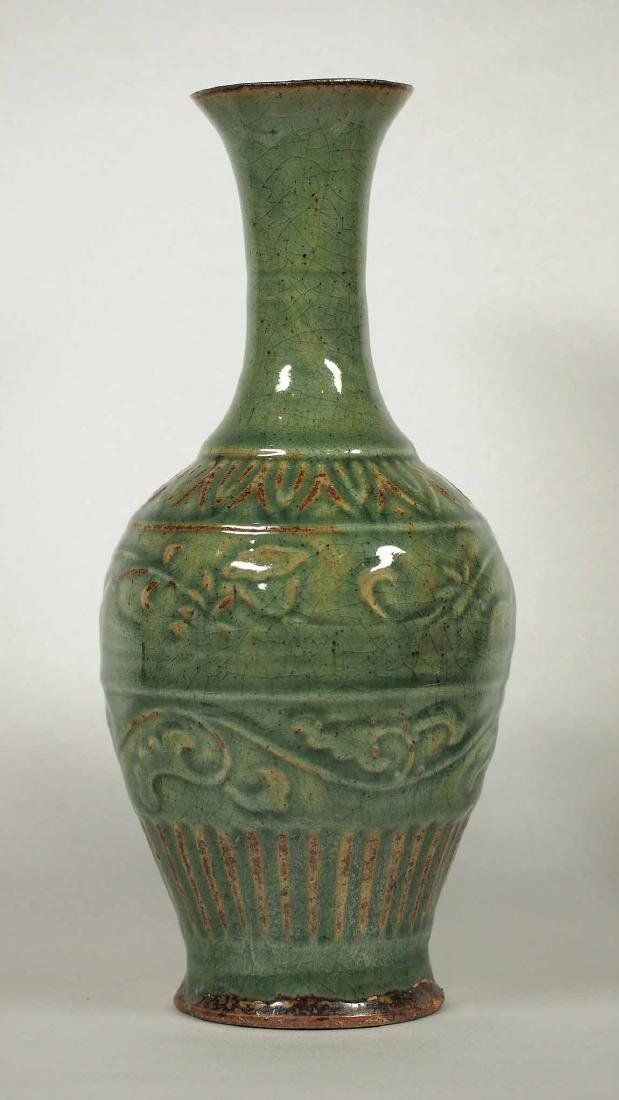 Longquan Vase, Southern Song Dynasty - 2