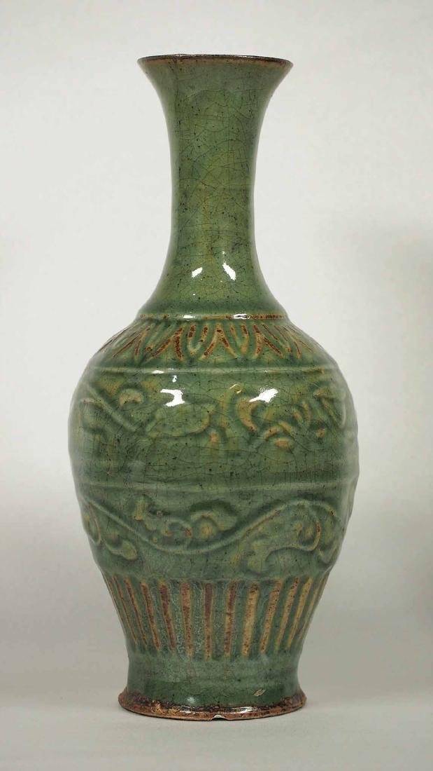 Longquan Vase, Southern Song Dynasty - 3