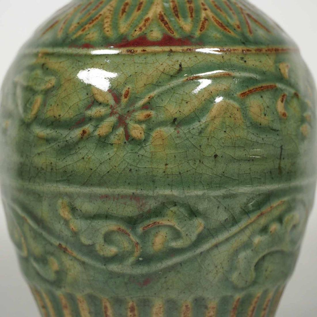 Longquan Vase, Southern Song Dynasty - 5