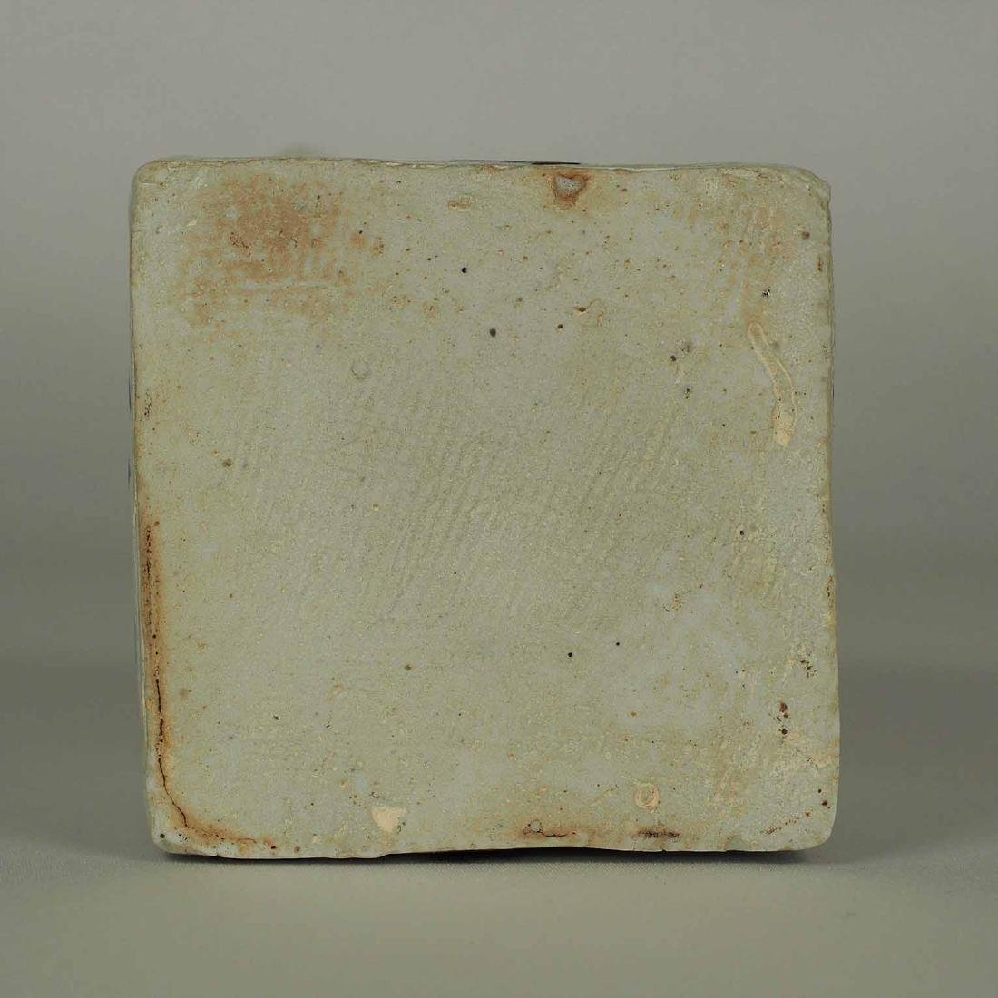 Square Jarlet with Two Dragons, Yuan Dynasty - 7