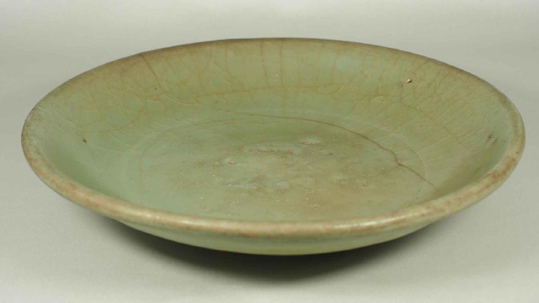 Longquan Plate, Yuan Dynasty - 3
