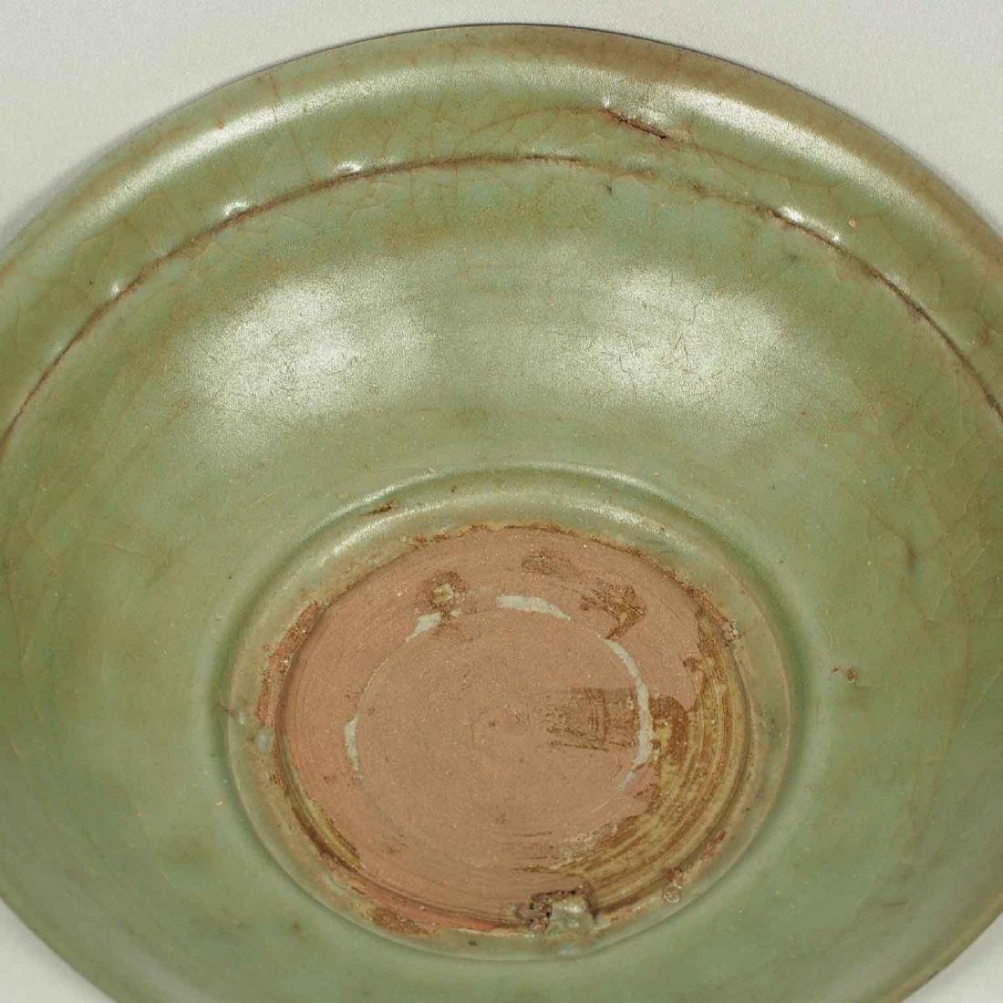 Longquan Plate, Yuan Dynasty - 6