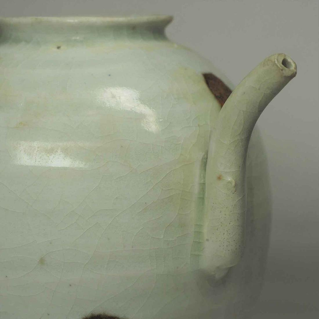 Ewer with Brown Spot, Yuan Dynasty - 10