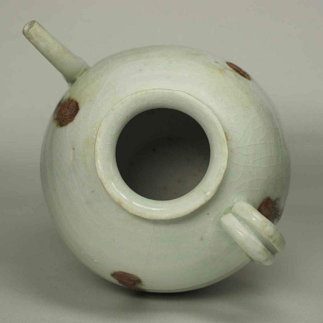 Ewer with Brown Spot, Yuan Dynasty - 11