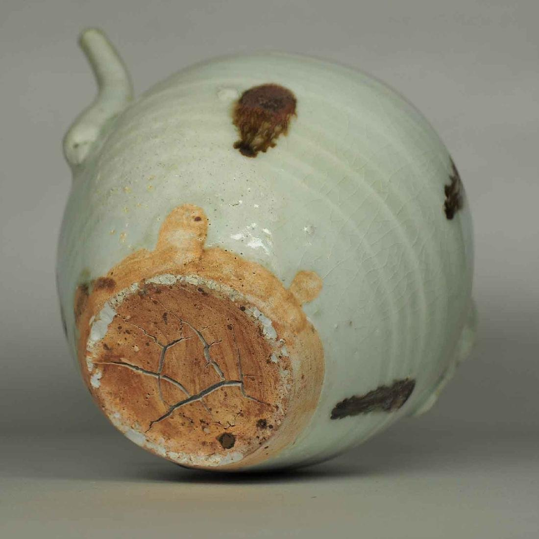 Ewer with Brown Spot, Yuan Dynasty - 13