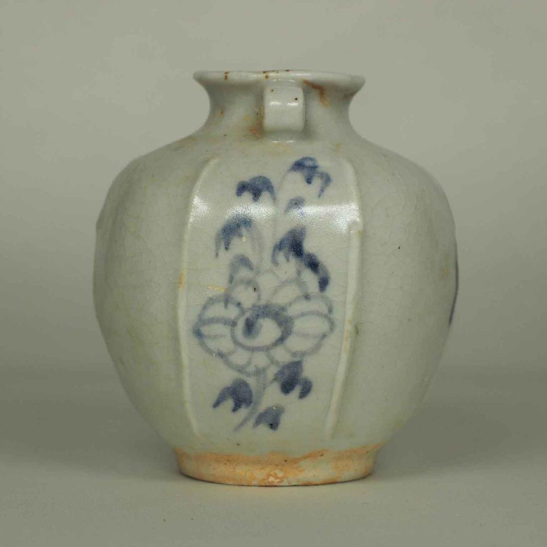 Sectioned Jarlet, Yuan Dynasty - 2