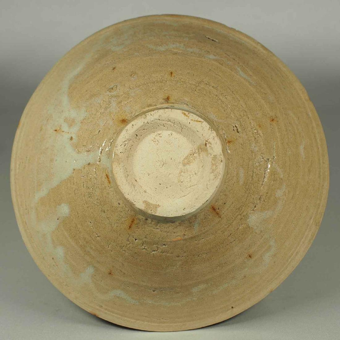 Yue Celadon Bowl with Incised Design, Song Dynasty - 6