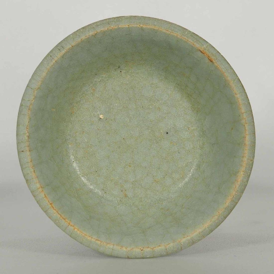 Longquan Crackled Washer, Song Dynasty