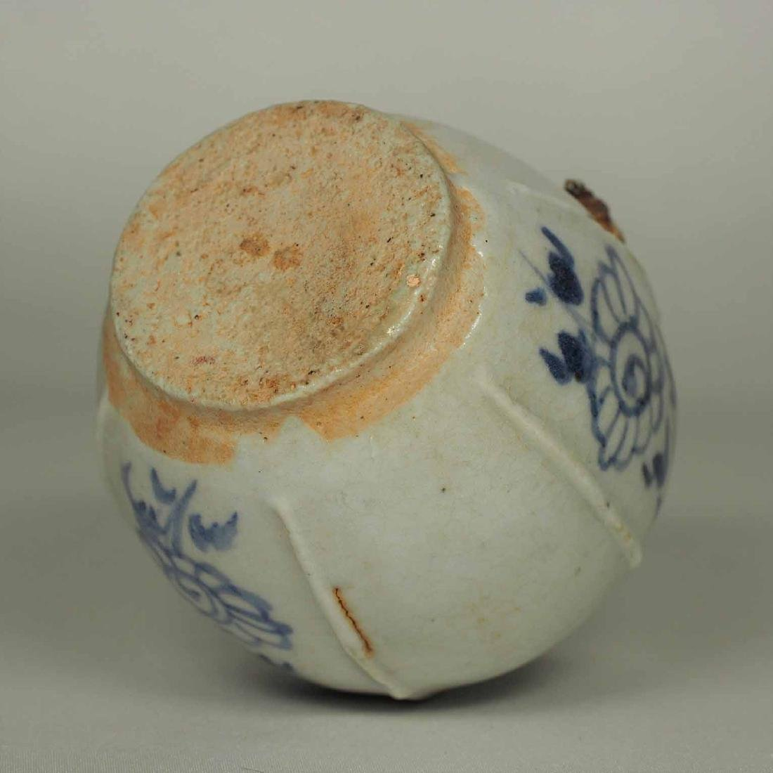 Sectioned Jarlet, Yuan Dynasty - 7
