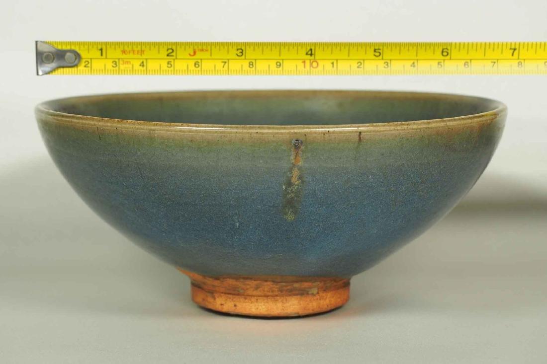 Jun Bowl with Red Splash, Yuan Dynasty - 8