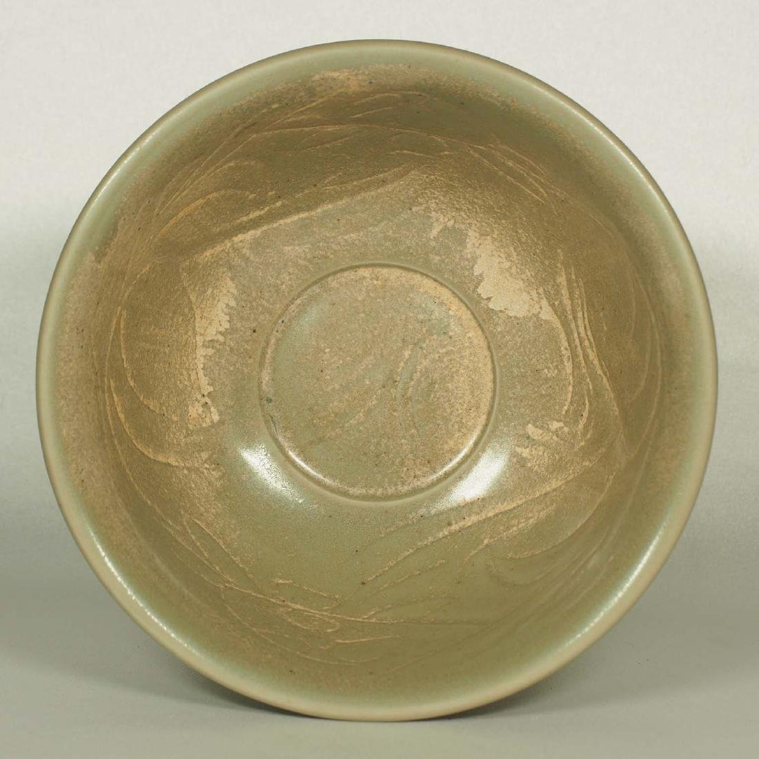 Longquan Bowl with Incised Design, Ming Dynasty
