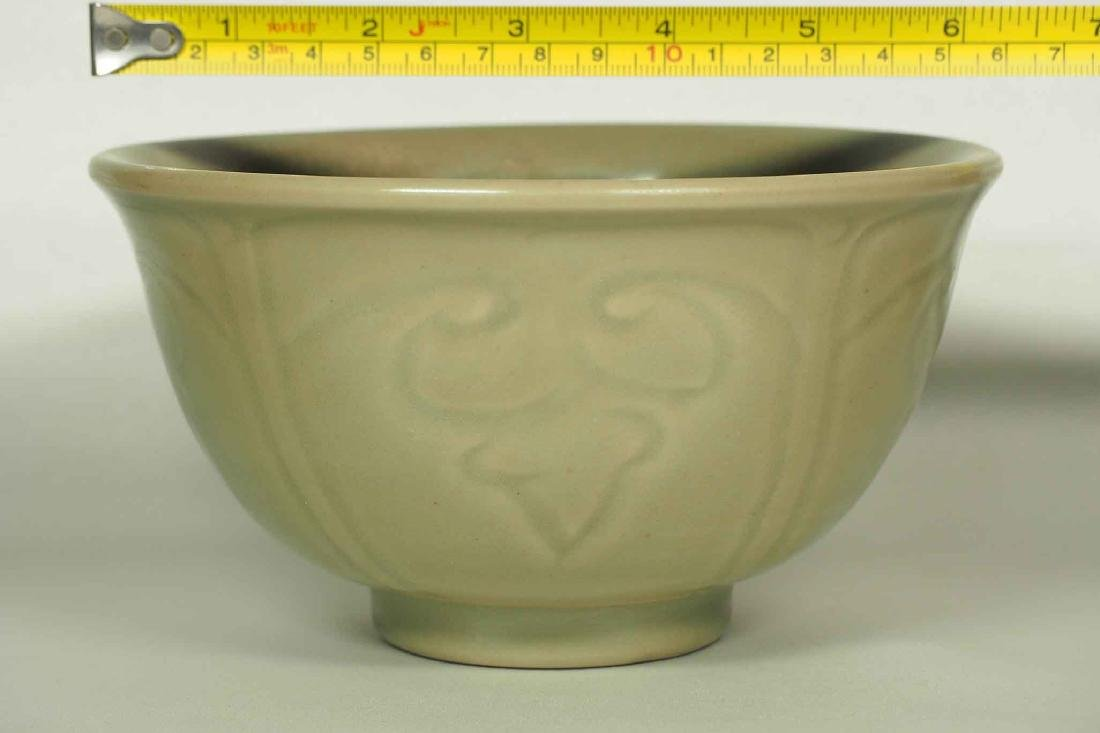 Longquan Bowl with Incised Design, Ming Dynasty - 7