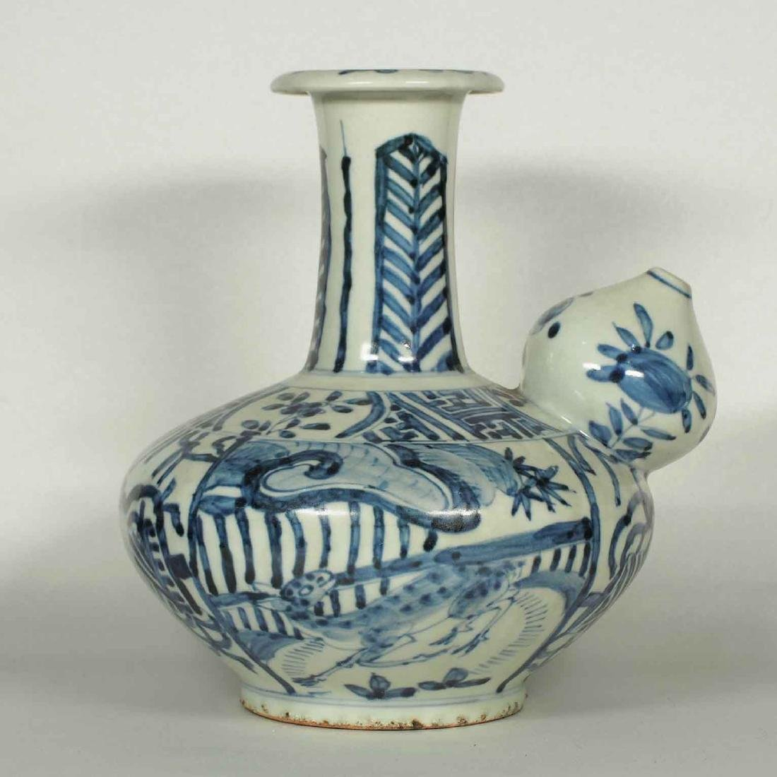 Kraak-Type Kendi, Wanli, Ming Dynasty