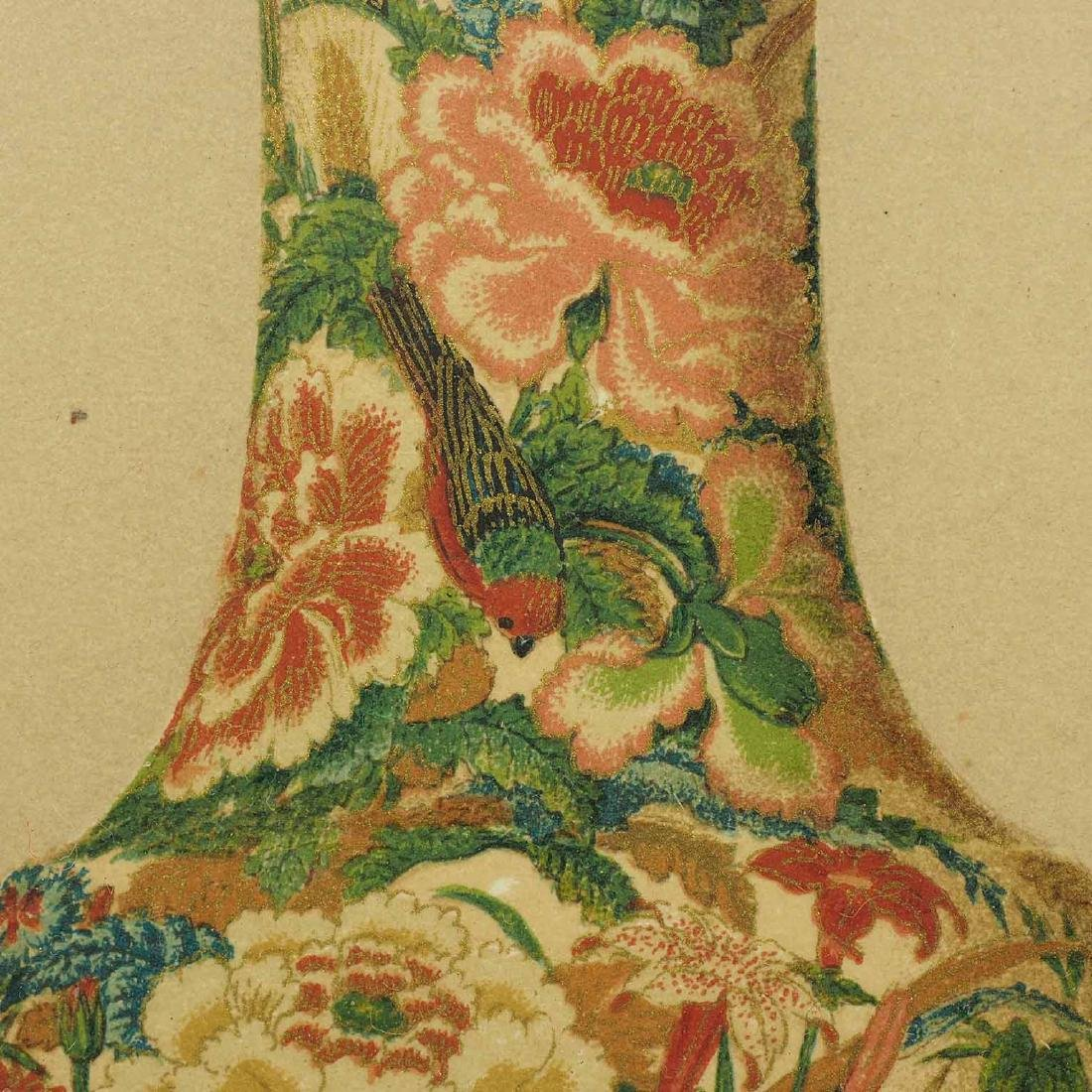 Satsouma, Ceramic Art of Japan, Lithograph by Firmin - 5