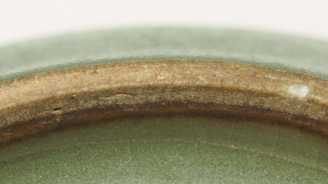 Longquan Crackled Censer with Handle, Song Dynasty - 7
