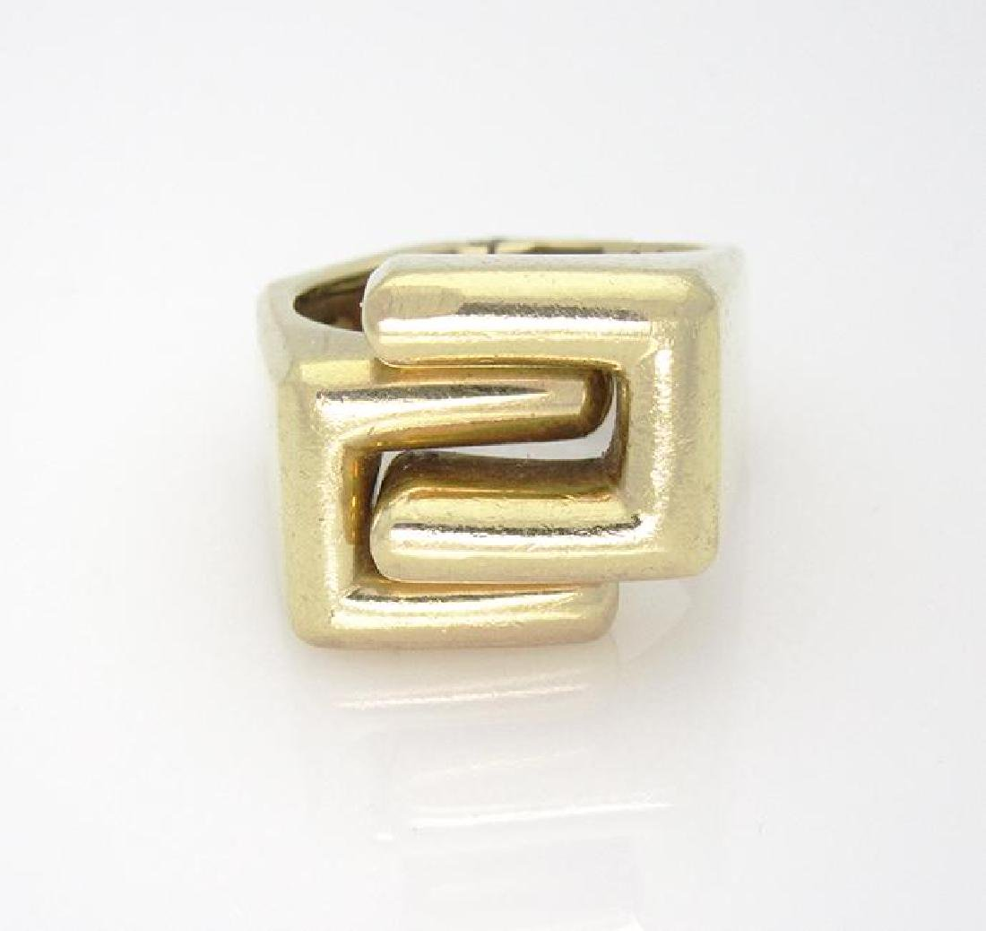 Rare Tiffany & Co. 18K Solid Yellow Gold Adjustable