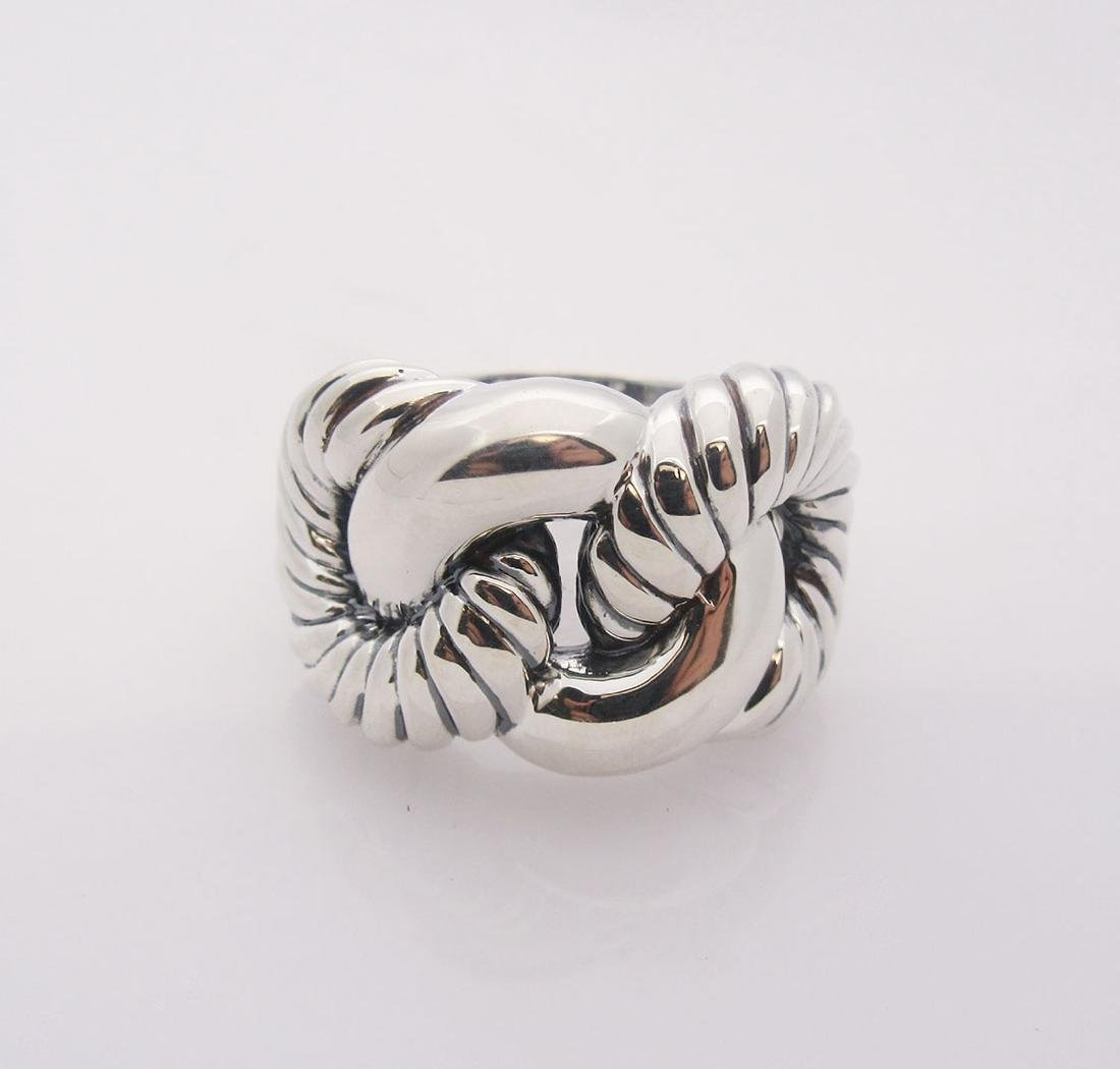 DAVID YURMAN Sterling Silver Cordelia Ring