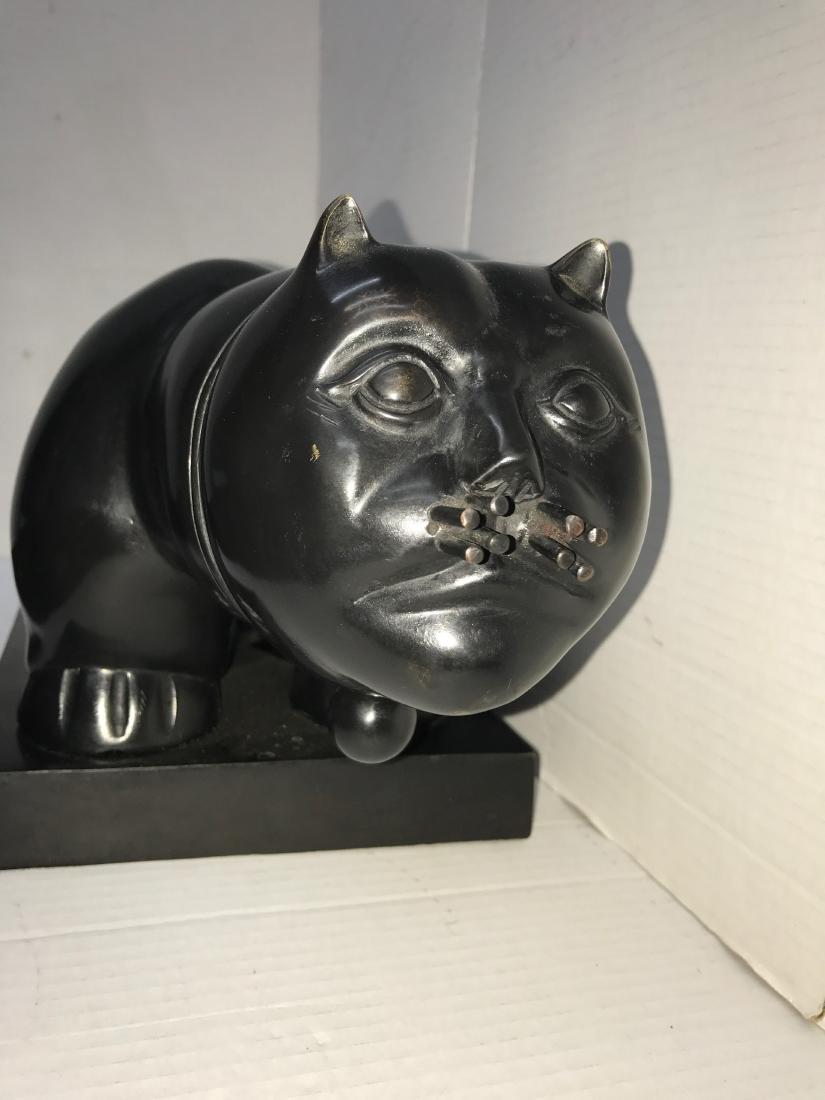 Colombian  Bronze Sculpture Fernando Botero
