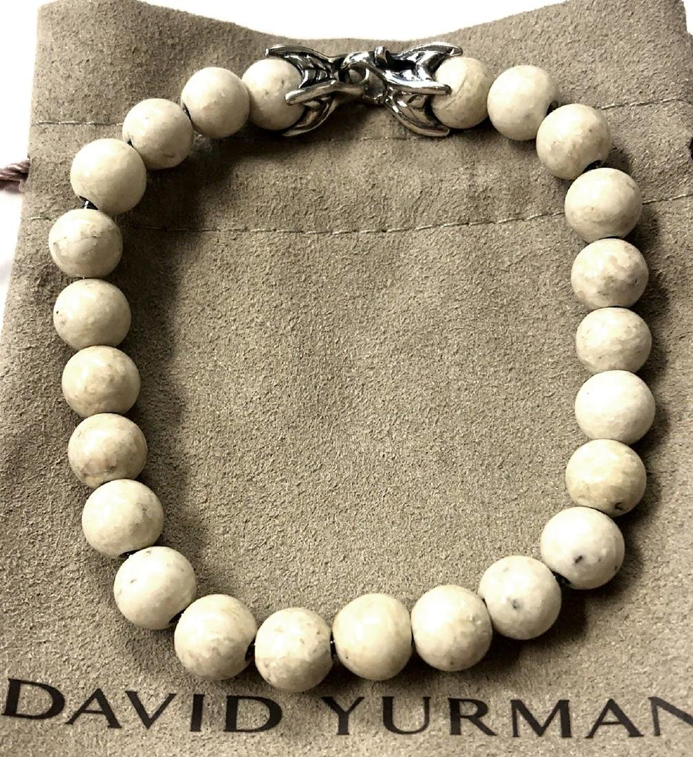 David Yurman Sterling Silver Spiritual River Stone