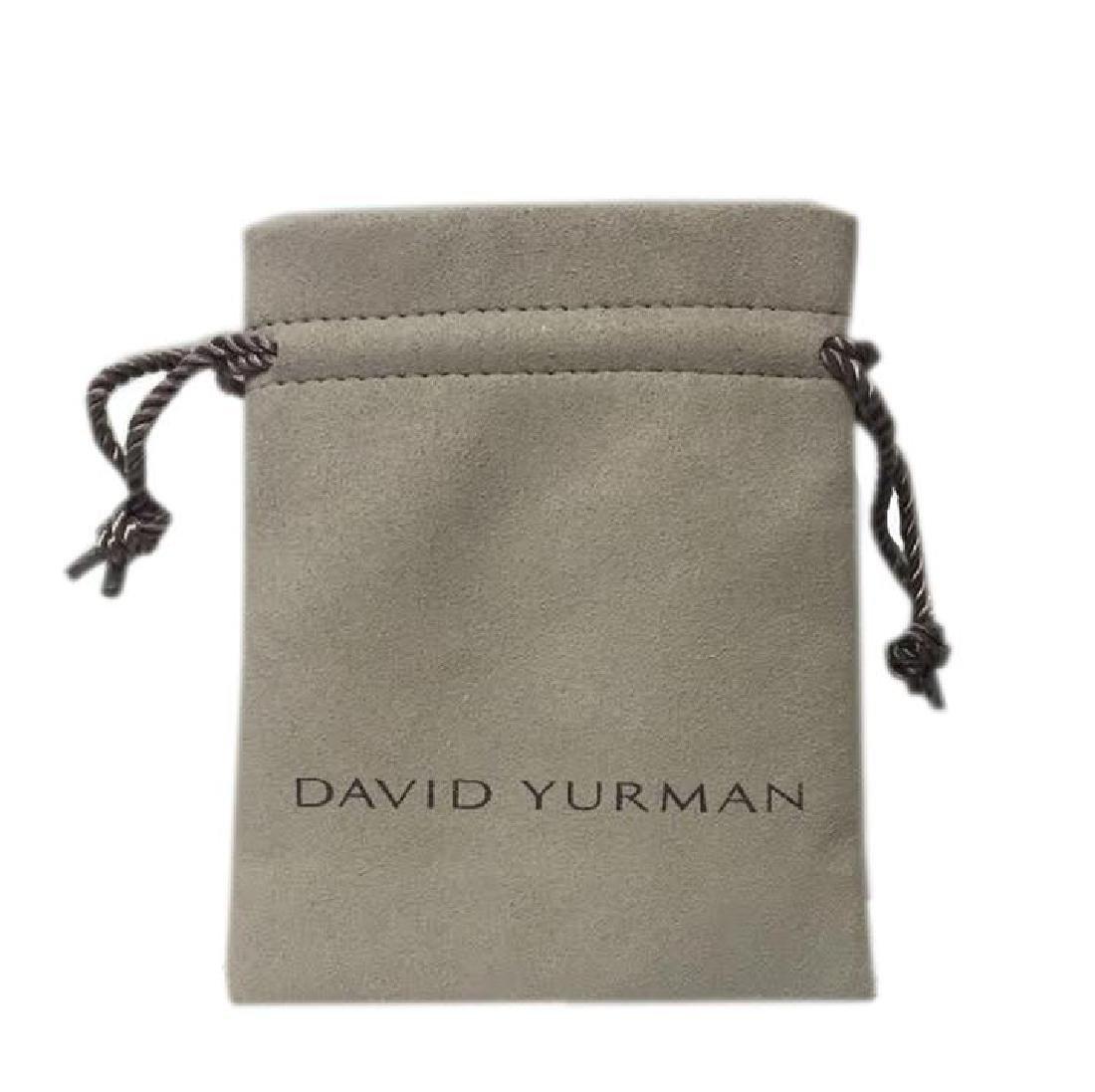 David Yurman Sterling Silver Chatelaine Citrine - 3